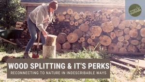 Wood Splitting and It's Perks