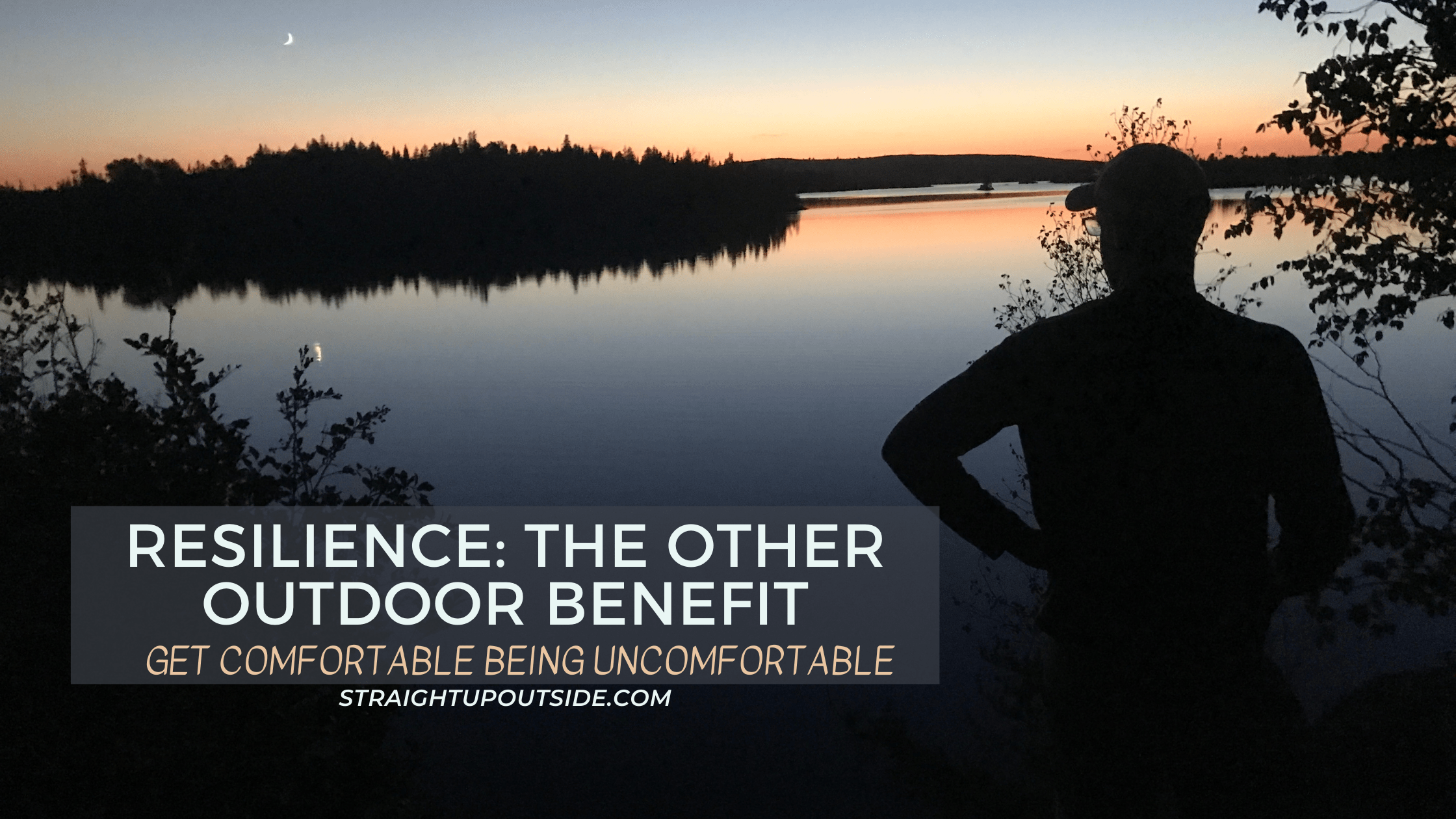 Resilience: the Other Outdoor Benefit