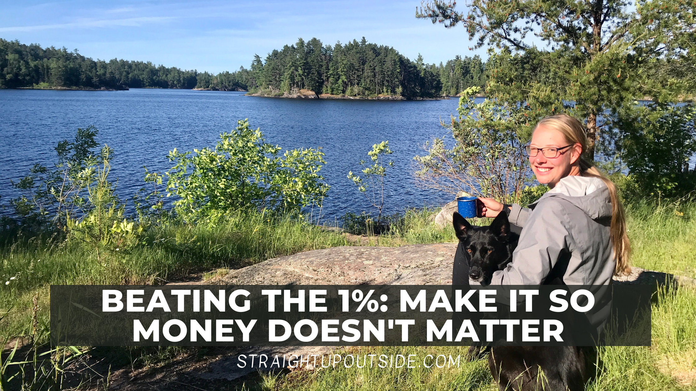Beating the 1%: Make It So Money Doesn't Matter