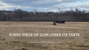 Read more about the article Every Piece of Gum Loses Its Taste