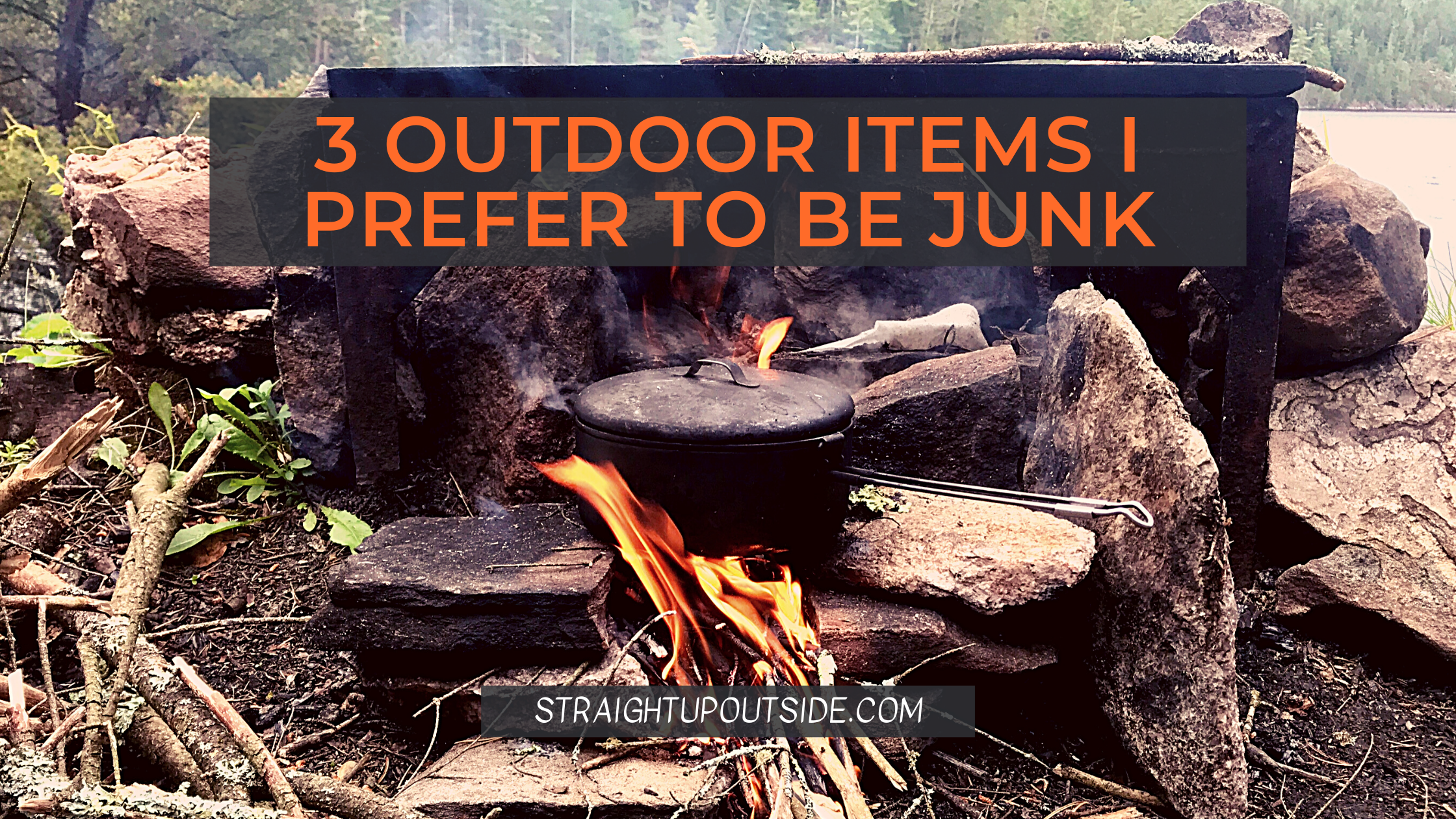 3 Outdoor Items I Prefer To Be Junk