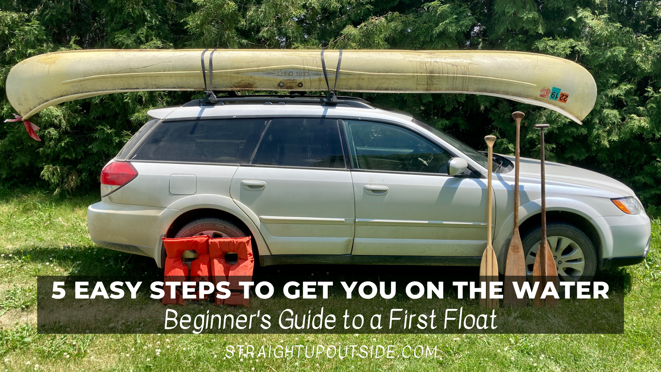 5 Easy Steps to Get You on the Water